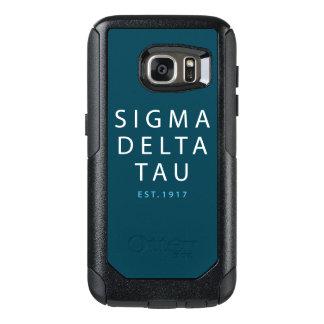 Coque OtterBox Samsung Galaxy S7 Type moderne de Tau | de delta de sigma