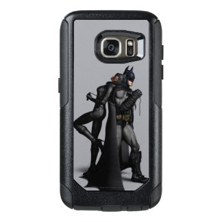Coque OtterBox Samsung Galaxy S7 Ville | Batman de Batman Arkham et Catwoman
