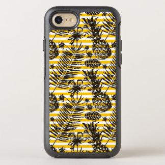 Coque OtterBox Symmetry iPhone 8/7 Ananas tirés par la main