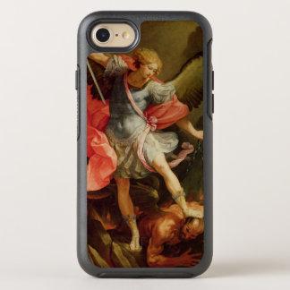 Coque OtterBox Symmetry iPhone 8/7 Arkhangel Michael défaisant Satan