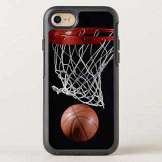Coque OtterBox Symmetry iPhone 8/7 Basket-ball dans le cercle