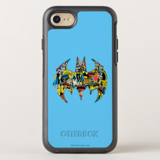 Coque OtterBox Symmetry iPhone 8/7 Batgirl - meurtrier