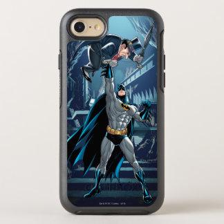 Coque OtterBox Symmetry iPhone 8/7 Batman contre le pingouin