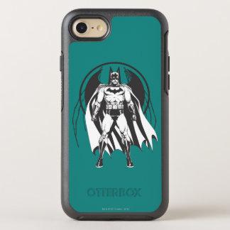 Coque OtterBox Symmetry iPhone 8/7 Batman de logo