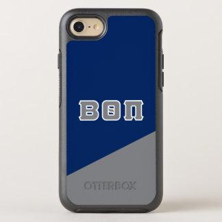Coque OtterBox Symmetry iPhone 8/7 Bêtas lettres de Grec du thêta pi |