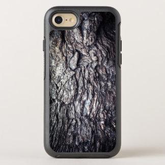 Coque OtterBox Symmetry iPhone 8/7 Caisse foncée de téléphone de roche