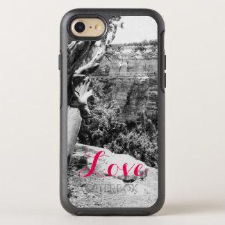 Coque OtterBox Symmetry iPhone 8/7 Cas d'Otterbox de canyon grand