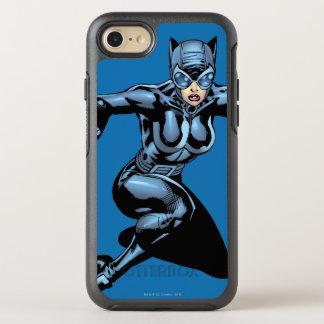 Coque OtterBox Symmetry iPhone 8/7 Catwoman avec des griffes