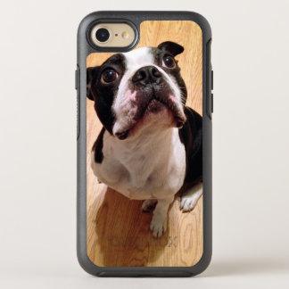 Coque OtterBox Symmetry iPhone 8/7 Chien de Boston Terrier
