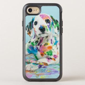 Coque OtterBox Symmetry iPhone 8/7 Chiot dalmatien