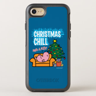 Coque OtterBox Symmetry iPhone 8/7 Christmas Chill de M. Lazy's