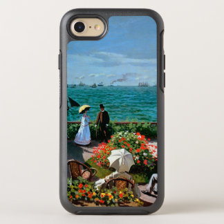 Coque OtterBox Symmetry iPhone 8/7 Claude Monet | la terrasse chez Sainte-Adresse,