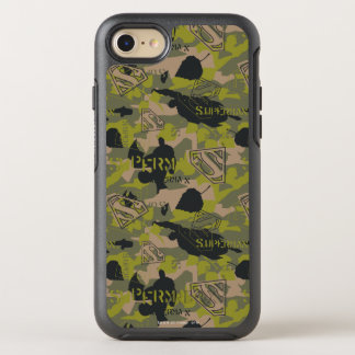 Coque OtterBox Symmetry iPhone 8/7 Collage de camouflage