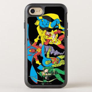 Coque OtterBox Symmetry iPhone 8/7 Collection superbe 10 de Powers™