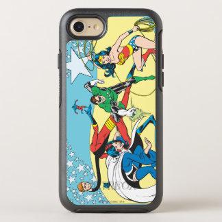 Coque OtterBox Symmetry iPhone 8/7 Collection superbe 14 de Powers™