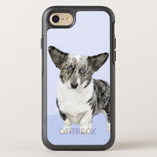 Coque OtterBox Symmetry iPhone 8/7 Corgi de Gallois de cardigan