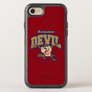 Coque OtterBox Symmetry iPhone 8/7 Correction de diable tasmanien de TAZ™