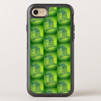 Coque OtterBox Symmetry iPhone 8/7 couche iphone modèle noir avec sujet faraó.