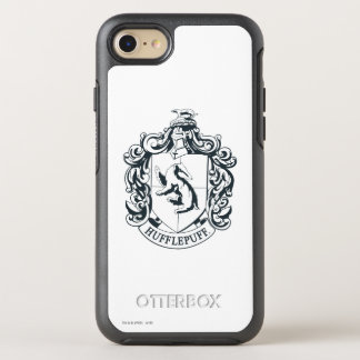 Coque OtterBox Symmetry iPhone 8/7 Crête 2 de Hufflepuff