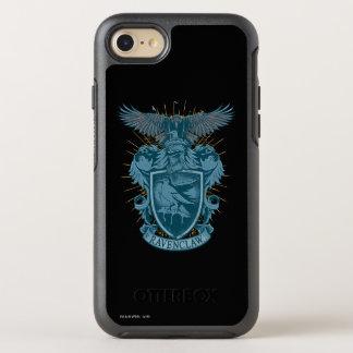 Coque OtterBox Symmetry iPhone 8/7 Crête de Harry Potter | Ravenclaw