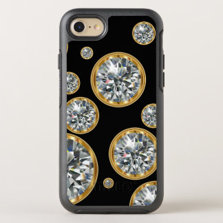 Coque OtterBox Symmetry iPhone 8/7 Dames Bling chic