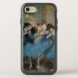 Coque OtterBox Symmetry iPhone 8/7 Danseurs d'Edgar Degas | dans le bleu, 1890