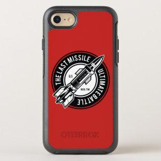 Coque OtterBox Symmetry iPhone 8/7 Dernier cas de téléphone d'Otterbox de missile