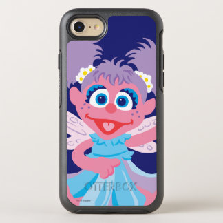 Coque OtterBox Symmetry iPhone 8/7 Fée d'Abby Cadabby