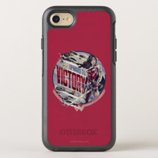 Coque OtterBox Symmetry iPhone 8/7 Femme de merveille vers le haut à la victoire