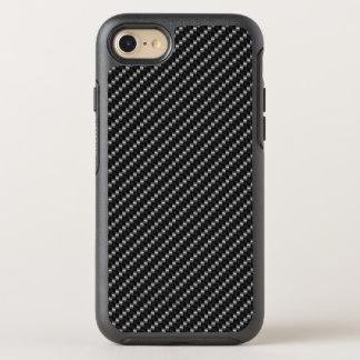 COQUE OtterBox SYMMETRY iPhone 8/7 FIBRE DE CARBONE PAR EKLEKTIX
