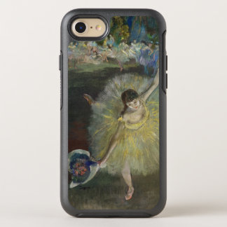 Coque OtterBox Symmetry iPhone 8/7 Fin d'Edgar Degas | d'un arabesque, 1877