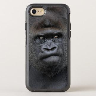 Coque OtterBox Symmetry iPhone 8/7 Flachlandgorilla, gorille de gorille,