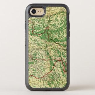 Coque OtterBox Symmetry iPhone 8/7 Front occidental de carte