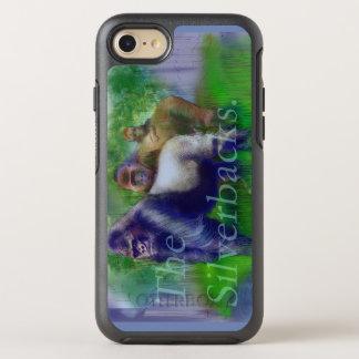 Coque OtterBox Symmetry iPhone 8/7 Gorilles à notre milieu
