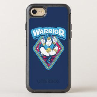 Coque OtterBox Symmetry iPhone 8/7 Graphique de guerrière de femme de merveille