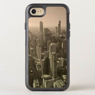 Coque OtterBox Symmetry iPhone 8/7 Horizon de Chicago, John Hancock Skydeck central