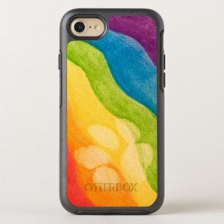 Coque OtterBox Symmetry iPhone 8/7 iPhone de fierté PawPhone - d'Otterbox et cas