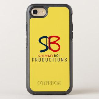 Coque OtterBox Symmetry iPhone 8/7 iPhone de productions de ShimmyBoi 8/7 cas de