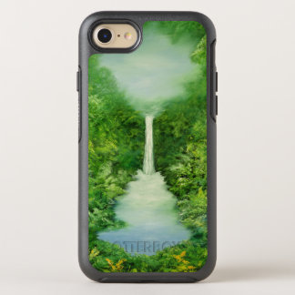 Coque OtterBox Symmetry iPhone 8/7 La forêt tropicale éternelle 1997