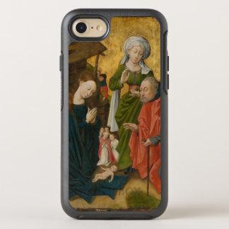 Coque OtterBox Symmetry iPhone 8/7 La nativité, circa 1460