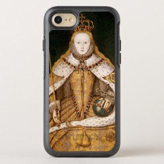 Coque OtterBox Symmetry iPhone 8/7 La Reine Elizabeth I dans des robes longues de