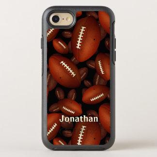 Coque OtterBox Symmetry iPhone 8/7 Le football des hommes
