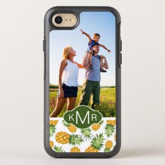 Coque OtterBox Symmetry iPhone 8/7 Le motif | d'ananas ajoutent votre photo