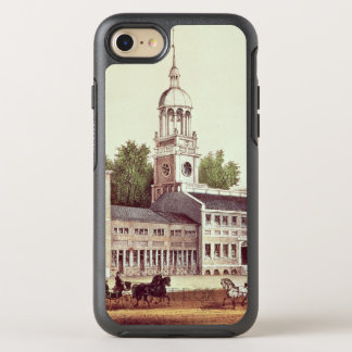Coque OtterBox Symmetry iPhone 8/7 L'indépendance Hall, Philadelphie