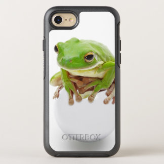 Coque OtterBox Symmetry iPhone 8/7 Litora Infrafrenata, grenouille