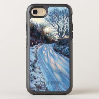 Coque OtterBox Symmetry iPhone 8/7 Lumière d'hiver