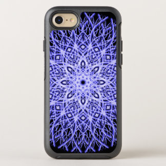 Coque OtterBox Symmetry iPhone 8/7 Mandala glaciaire