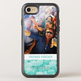 Coque OtterBox Symmetry iPhone 8/7 Motif 2 de Lotus de photo et de textes
