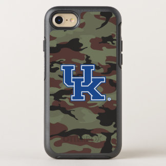 Coque OtterBox Symmetry iPhone 8/7 Motif BRITANNIQUE du Kentucky | Kentucky Camo