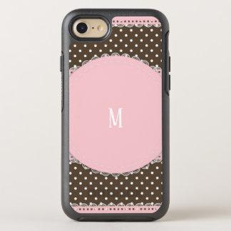 Coque OtterBox Symmetry iPhone 8/7 motif fait sur commande de texture de conception